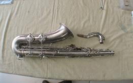Beuscher Tenor Saxophone